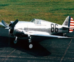 Curtiss P-36 Hawk 75 1/5 schaal